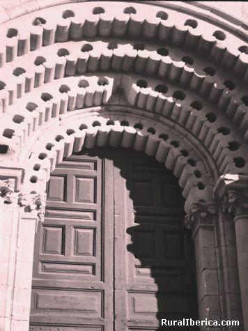 Detalle iglesia. Zamora, Castilla y Le�n - Zamora, Zamora, Castilla y Le�n