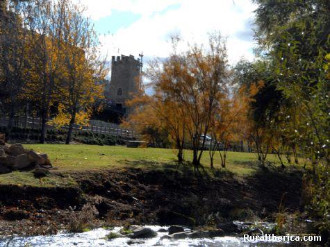 riera del Guadalope - Alcañiz, Teruel, Aragón
