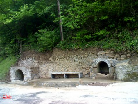 Fuentes restauradas. Petín, Orense - Petín, Orense, Galicia