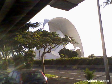 Auditorio. Santa Cruz de Tenerife, Islas Canarias - Tenerife, Santa Cruz de Tenerife, Islas Canarias