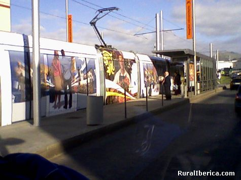 Tranvia Tenerife, Islas Canarias - Tenerife, Santa Cruz de Tenerife, Islas Canarias