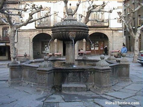 Pilón de Piedrahita. Ávila - Piedrahita, Ávila, Castilla y León