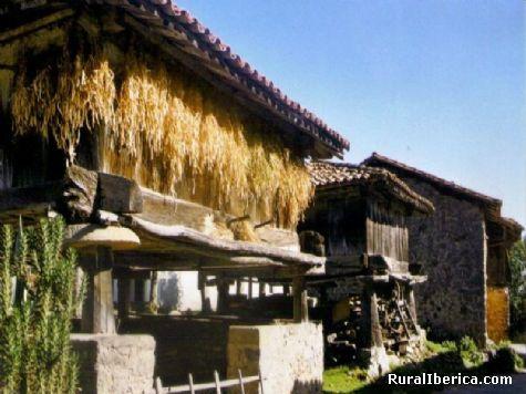 Horreos. Asturias - Pueblos, Asturias, Asturias