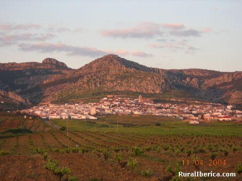 Hornachos (Badajoz) y la Sierra Grande. Badajoz - Hornachos (Tierra de Barros), Badajoz, Extremadura
