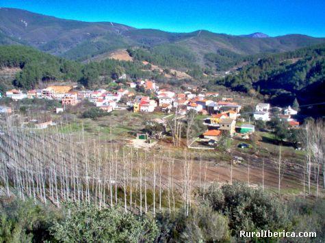 pueblo de Rubiaco - caceres, Cáceres, Extremadura