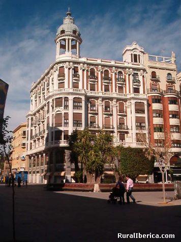 Plaza Santo Domingo. Murcia capital - Murcia, Murcia, Murcia
