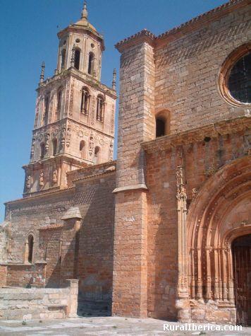 Iglesia - Santa Maria del Campo, Burgos, Castilla y León