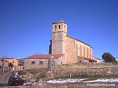 Iglesia de La Vega. San Martín de la Vega del Alberche, Ávila - San Martín de la Vega del Alberche, Ávila, Castilla y León