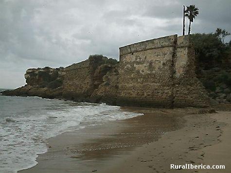 Las murallas Puerto de Santa María. El Puerto de Santa María, Cádiz - El Puerto de Santa María, Cádiz, Andalucía