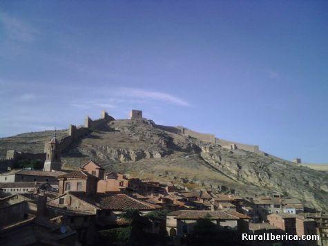 albarracin murallas - albarracin, Teruel, Aragón