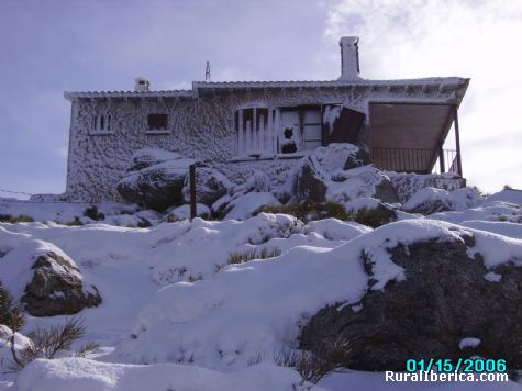 Caseta del alto de Peñanegra. Avila - Santiago del Collado, Ávila, Castilla y León