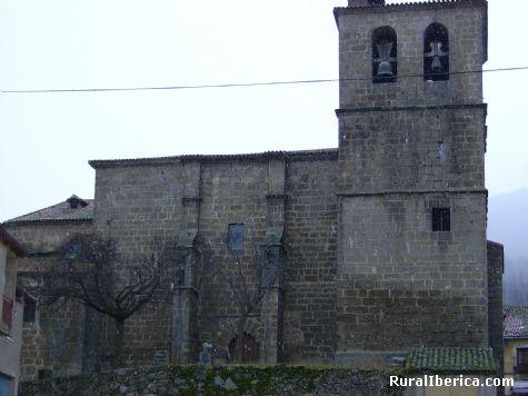 Iglesia de Villafranca de la Sierra. Avila - Villafranca de la Sierra, Ávila, Castilla y León