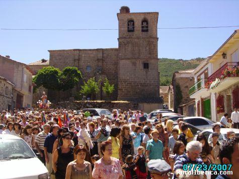 Fiestas de Villafranca de la Sierra, Ávila - Villafranca de la Sierra, Ávila, Castilla y León