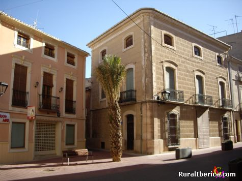 C/ Teodoro Alenda - Aspe, Alicante, Comunidad Valenciana