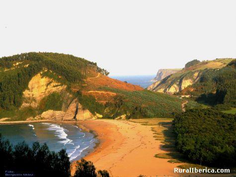Playa de Rodiles (Villaviciosa). Langreo, Asturias - Langreo, Asturias, Asturias