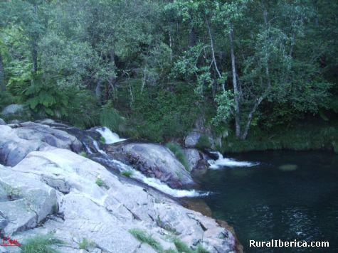 un lugar de descanso- las pozas de Melón - MELON, Orense, Galicia