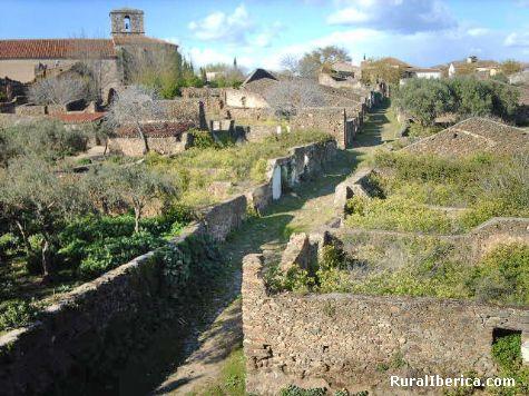 pueblo de granadilla - caceres, Cáceres, Extremadura