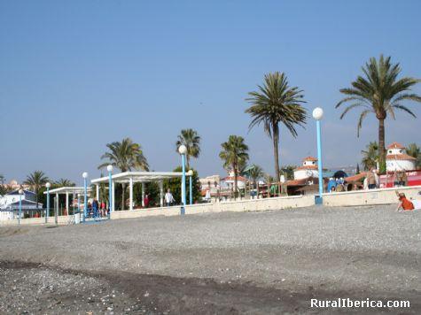 Un paseo por la costa de Torrox. Torrox, Málaga - Torrox, Málaga, Andalucía