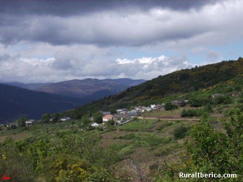 Entrada a Mones, llamado la terraza de Pet�n - Pet�n, Orense, Galicia