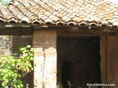 Alfarería Gorriz, cobertizo. Teruel, Aragón - Teruel, Teruel, Aragón