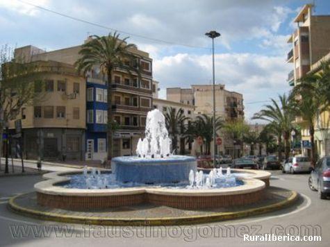 Av de la constitucón - Aspe, Valencia, Comunidad Valenciana