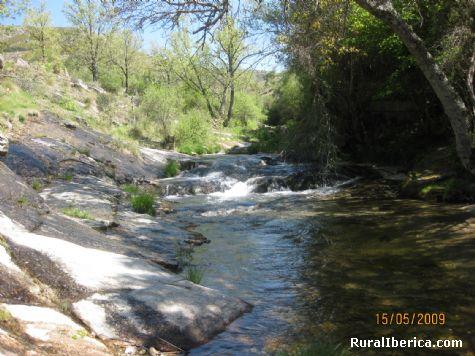 Río Corneja - Navacepedilla de Corneja, Ávila, Castilla y León