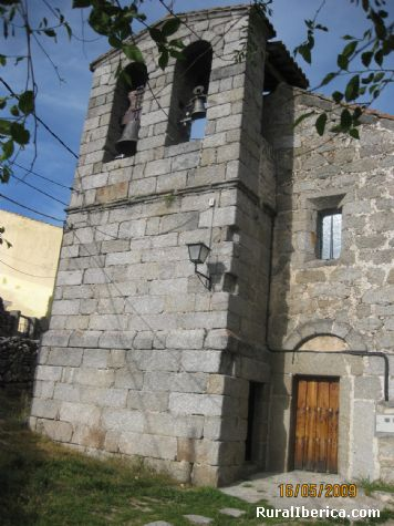 Torre de Navacepedilla de Corneja - Navacepedilla de Corneja, Ávila, Castilla y León