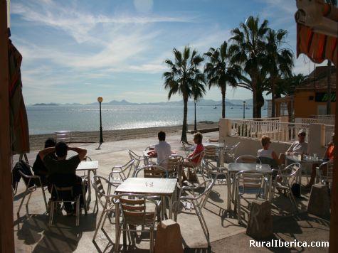 Mañana de otoño en el Mar Menor. Los Alcazares, Murcia - Los Alcazares, Murcia, Murcia