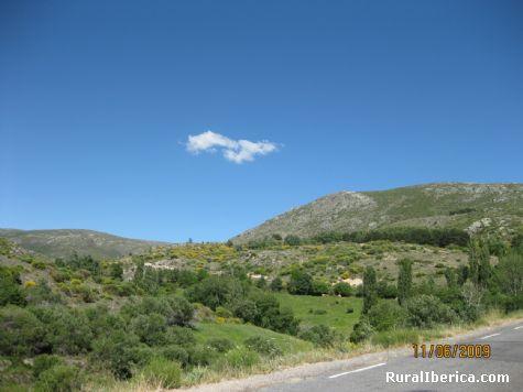 Subiendo a La Aldea - Navacepedilla de Corneja, Ávila, Castilla y León