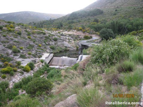 La Presa del río Corneja - Navacepedilla de Corneja, Ávila, Castilla y León