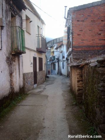 calle de rubiaco - caceres, C�ceres, Extremadura