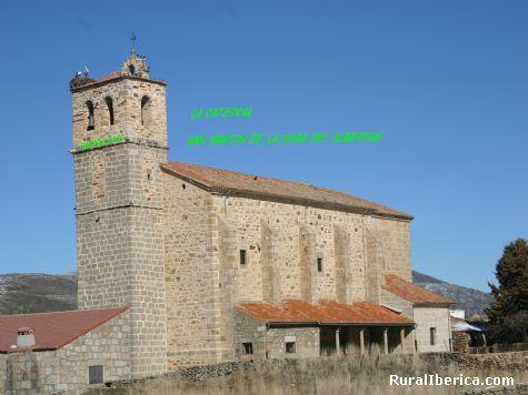 Catedral de la Vega. San Mart�n de la Vega del Alberche, �vila - San Mart�n de la Vega del Alberche, �vila, Castilla y Le�n