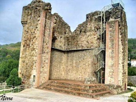 El castillo. Valverde de la Vera, C�ceres - Valverde de la Vera, C�ceres, Extremadura