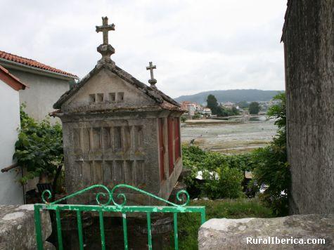 Horreos - Combarro, Pontevedra, Galicia