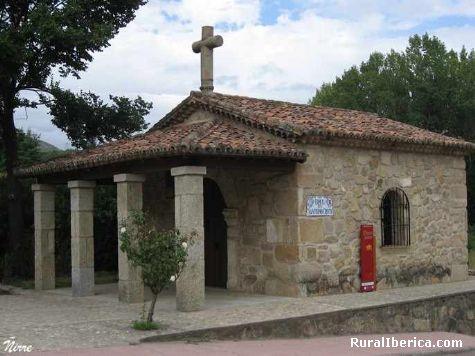 La ermita del Santo Cristo. Villanueva de la Vera, Cáceres - Villanueva de la Vera, Cáceres, Extremadura