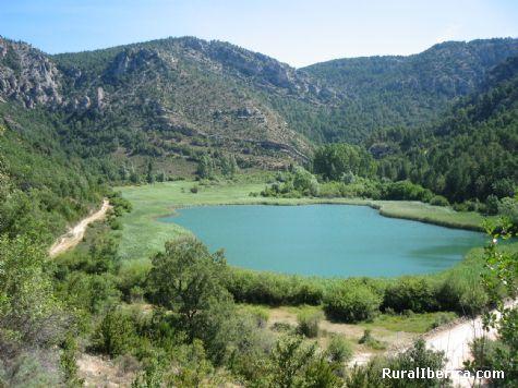 Alto Tajo. Laguna de Taravilla, Guadalajara - Taravilla, Guadalajara, Castilla la Mancha