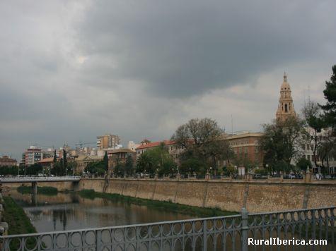 Río Segura, Catedral de Murcia - Murcia, Murcia, Murcia