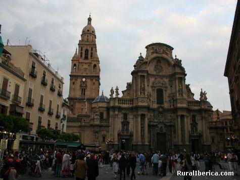 Catedral, Plza. Cardenal Belluga - Murcia, Murcia, Murcia