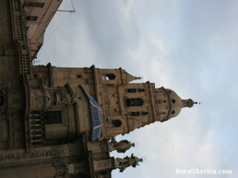 Torre de la Catedral de Murcia - Murcia, Murcia, Murcia