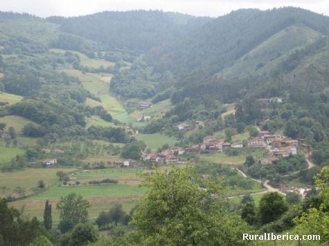 Vista general. Villazon-Salas, Asturias - Villazon-Salas, Asturias, Asturias