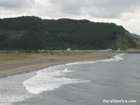 Playa Los Quebrantos. La Arena, Asturias - La Arena, Asturias, Asturias