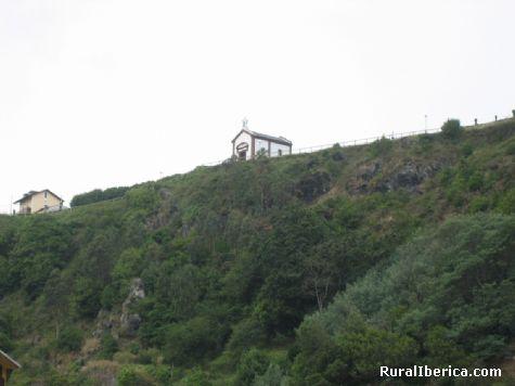 Ermita de San Roque. Luarca, Asturias - Luarca, Asturias, Asturias