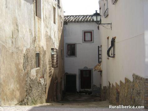 PAISAJE URBANISTICO ANTIGUO DE PUEBLA DE DON FADRIQUE - PUEBLA DE DON FADRIQUE, Granada, Andalucía