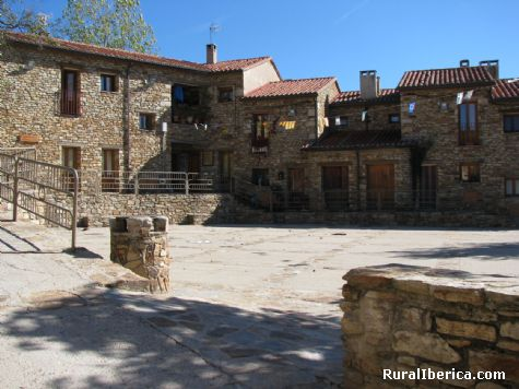 Horcajuelo de la Sierra, Madrid - Horcajuelo de la Sierra, Madrid, Madrid
