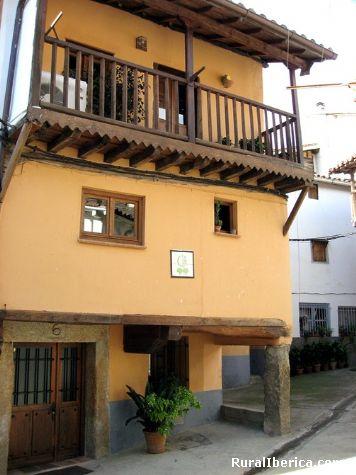 Antigua casa restaurada. Villanueva de la Vera, Cáceres - Villanueva de la Vera, Cáceres, Extremadura
