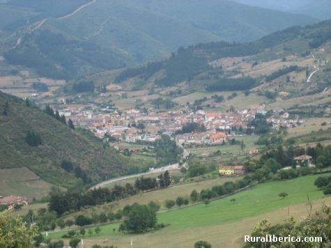 Vista desde el Santuario. Potes, Cantabria - Potes, Cantabria, Cantabria