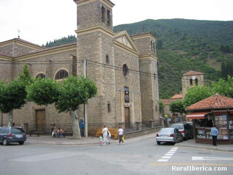 Iglesia. Potes, Cantabria - Potes, Cantabria, Cantabria