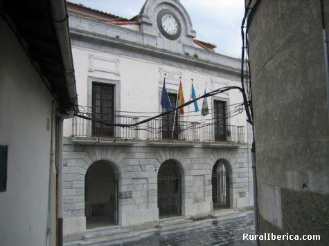 Ayuntamiento. Cudillero, Asturias - Cudillero, Asturias, Asturias