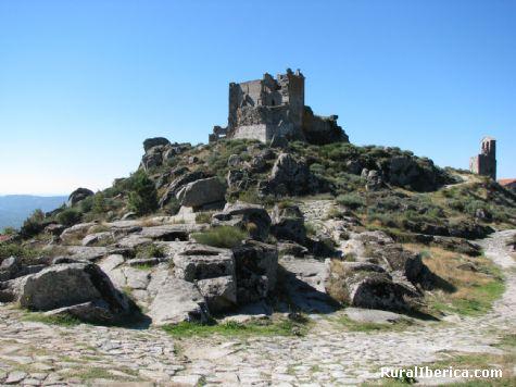 Castillo de Trevejo. Trevejo, C�ceres - Trevejo, C�ceres, Extremadura