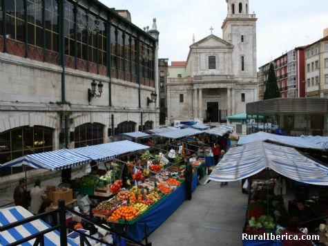 Mercado. Santander, Cantabria - Santander, Cantabria, Cantabria